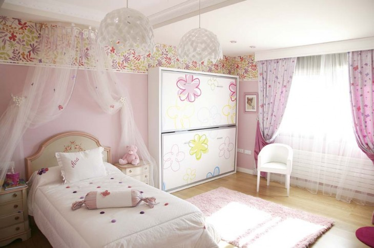 Habitación infantil, nena